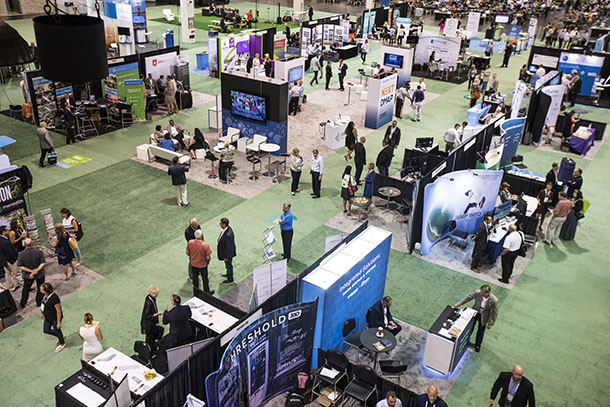 Annual Convention trade show