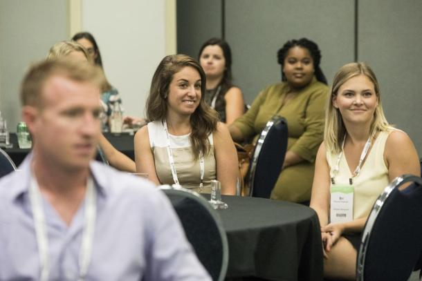 PDM students in class at the 2018 Annual Convention