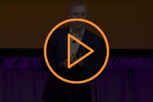 Thumbnail: Community Shared Value keynote address by Jack Johnson